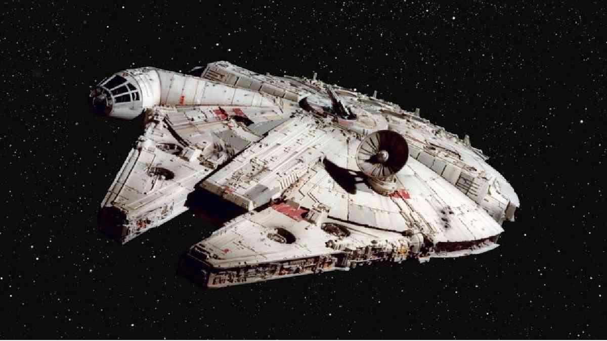 valheim, valheim millennium falcon, valheim crafting, valheim creazioni giocatori, valheim star wars, valheim Han Solo