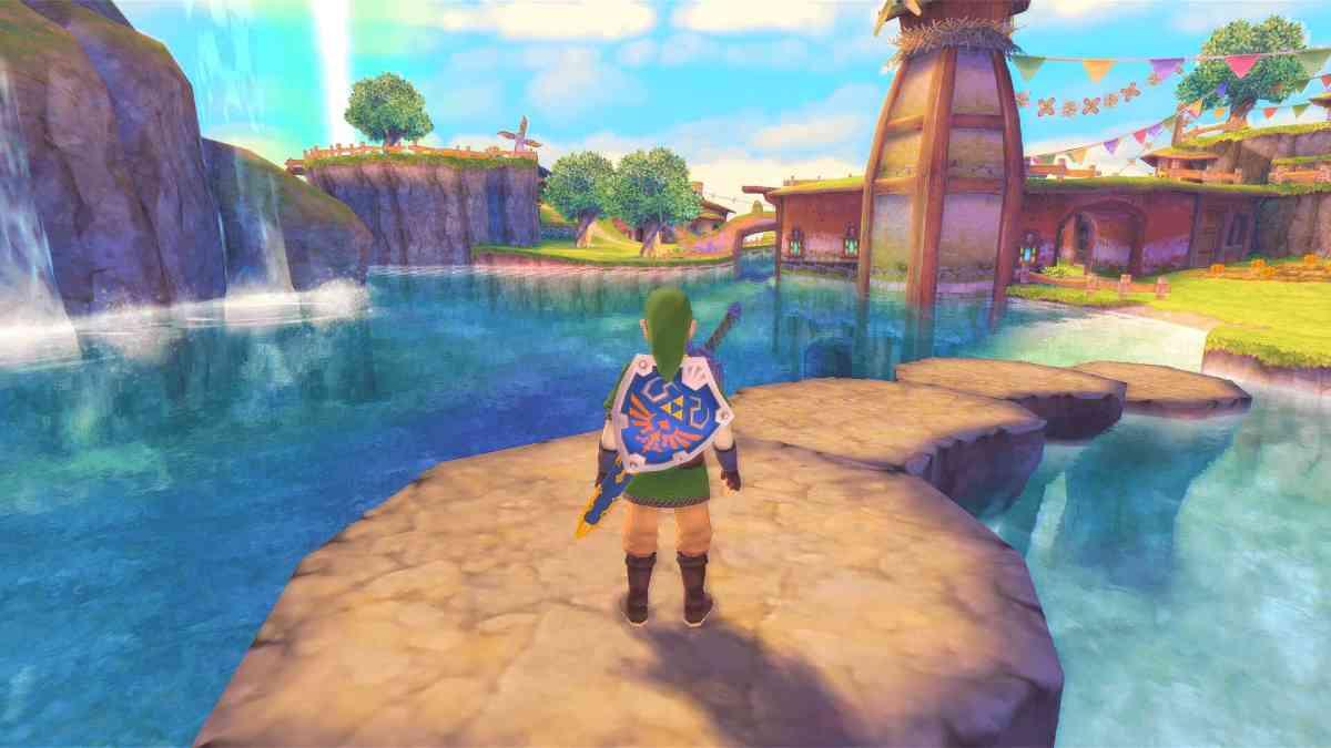 The Legend of Zelda: Skyward Sword HD, The Legend of Zelda Switch, The Legend of Zelda: Skyward Sword HD Nintendo Switch, The Legend of Zelda: Skyward Sword HD fumetto, The Legend of Zelda: Skyward Sword HD Nintendo Switch fumetto
