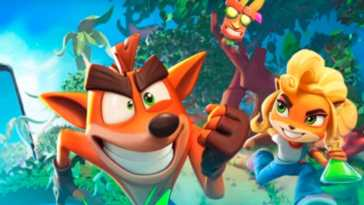 crash on the run sbarca su ios