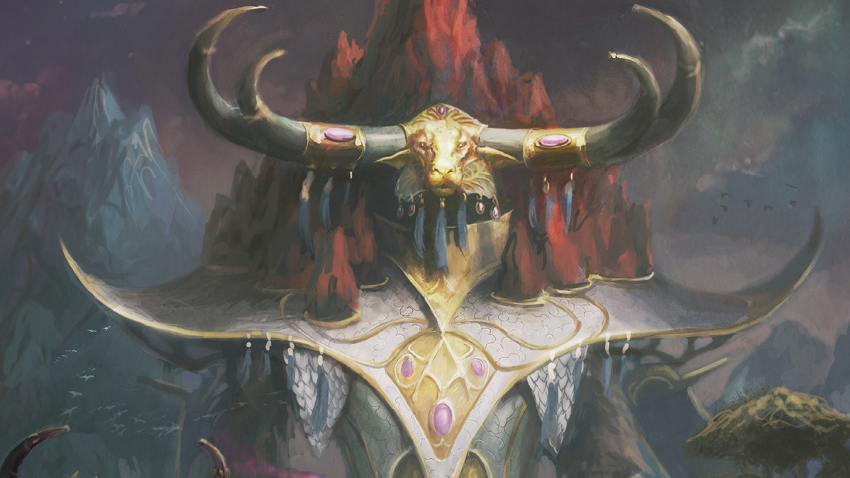 Avalenor, Re Cuordipietra dei Lumineth