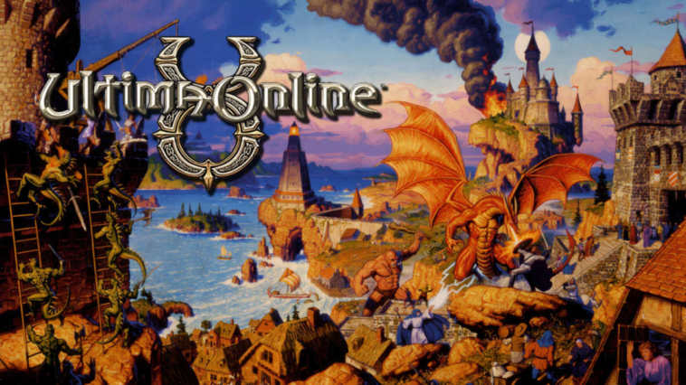 Copertina artistica di ultima online