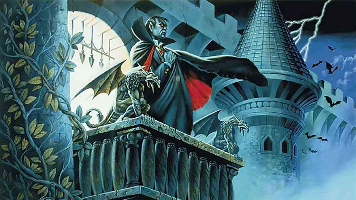 Dungeons & Dragons, Dungeons & Dragons nuovo videogioco, G&D nuovo rpg, Ravenloft