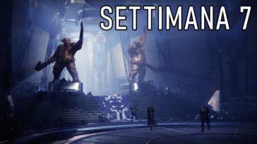 Destiny 2 Sfide della Settimana 7