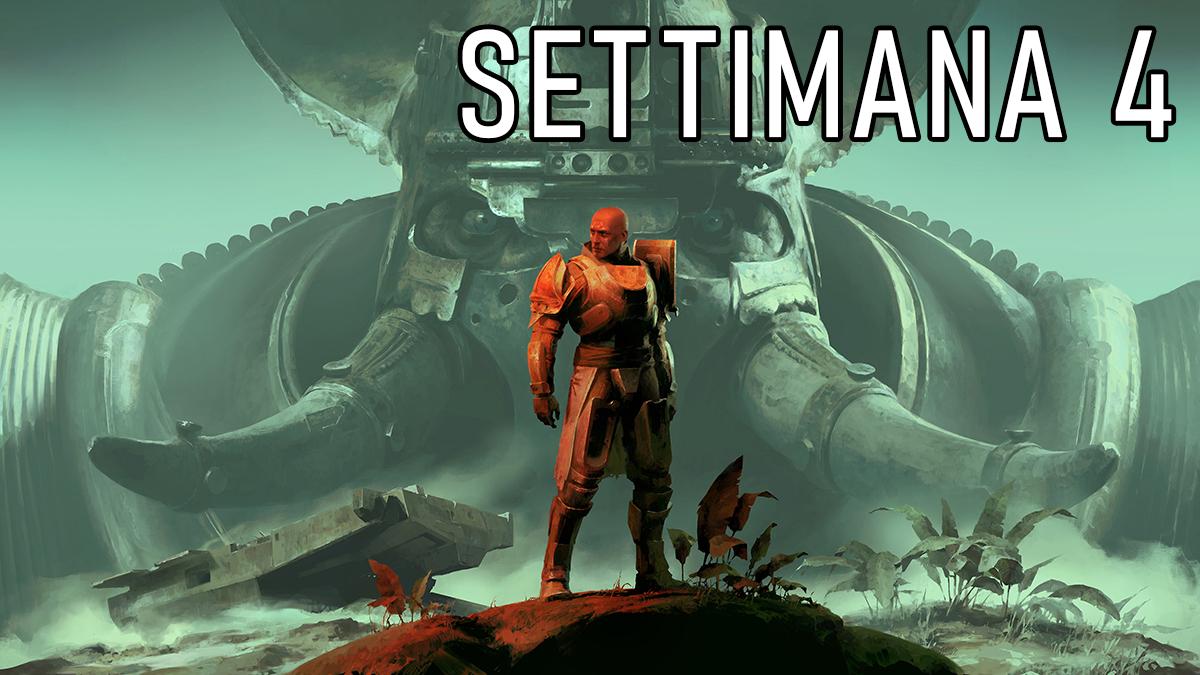 Destiny 2 Stagione degli Eletti Settimana 4