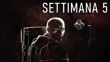 Destiny 2 copertina per guida alle sfide della settimana 5