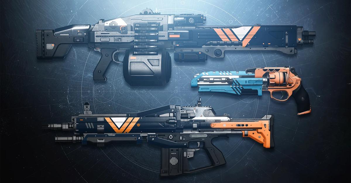 Armi dei Cala la Notte in Destiny 2