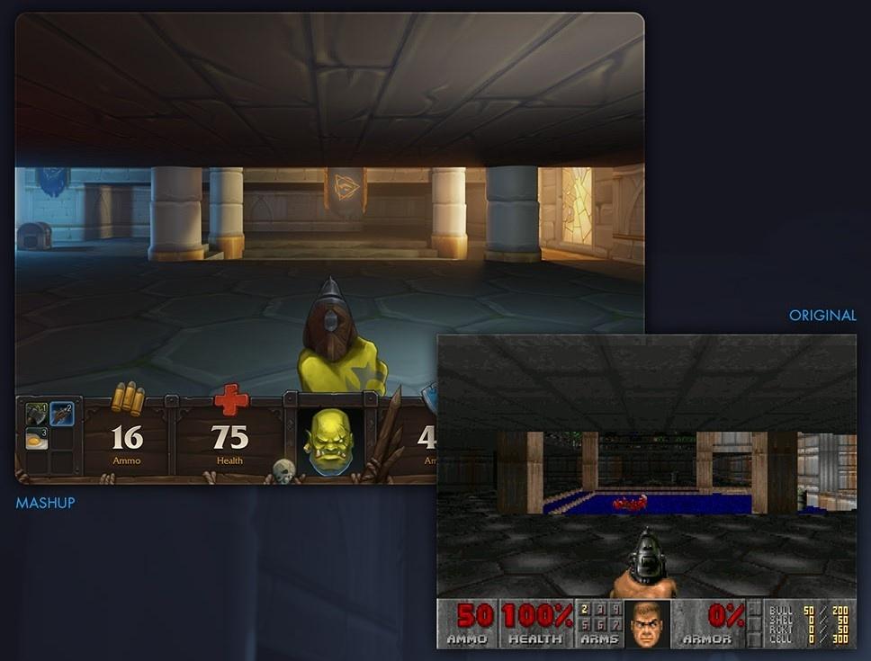 Doomcraft paragone