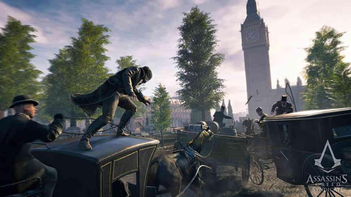videogiochi ambientati nella Londra vittoriana, Londra vittoriana, The Order: 1886, Dracula II: L'Ultimo Santuario, Sherlock Holmes: The Devil's Daughter, Assassin's Creed: Syndicate, Nightmare Creatures