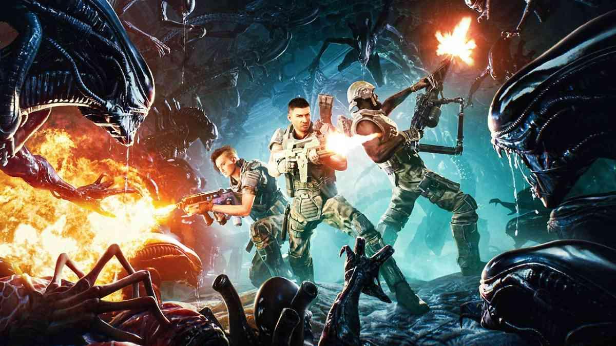 Aliens: Fireteam, Alien, Alien videogioco, Alien nuovo videogioco