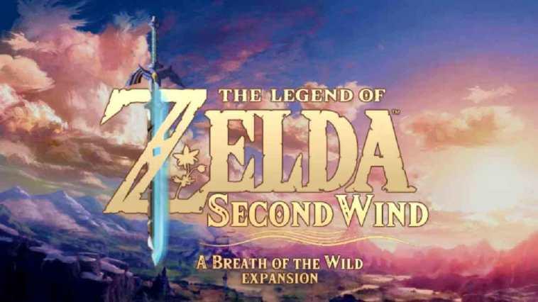 the legend of zelda: breath of the wild, the legend of zelda, the legend of zelda breath of the wild espansione, breath of the wild espansione mod, the legend of zelda breath of the wild second wind
