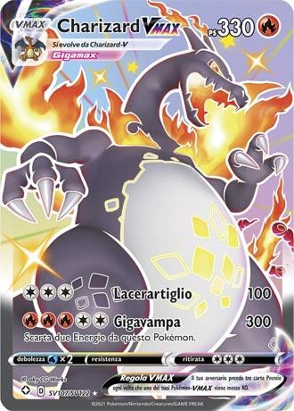 GCC Pokémon Destino Splendente - Charizard Cromatico VMAX