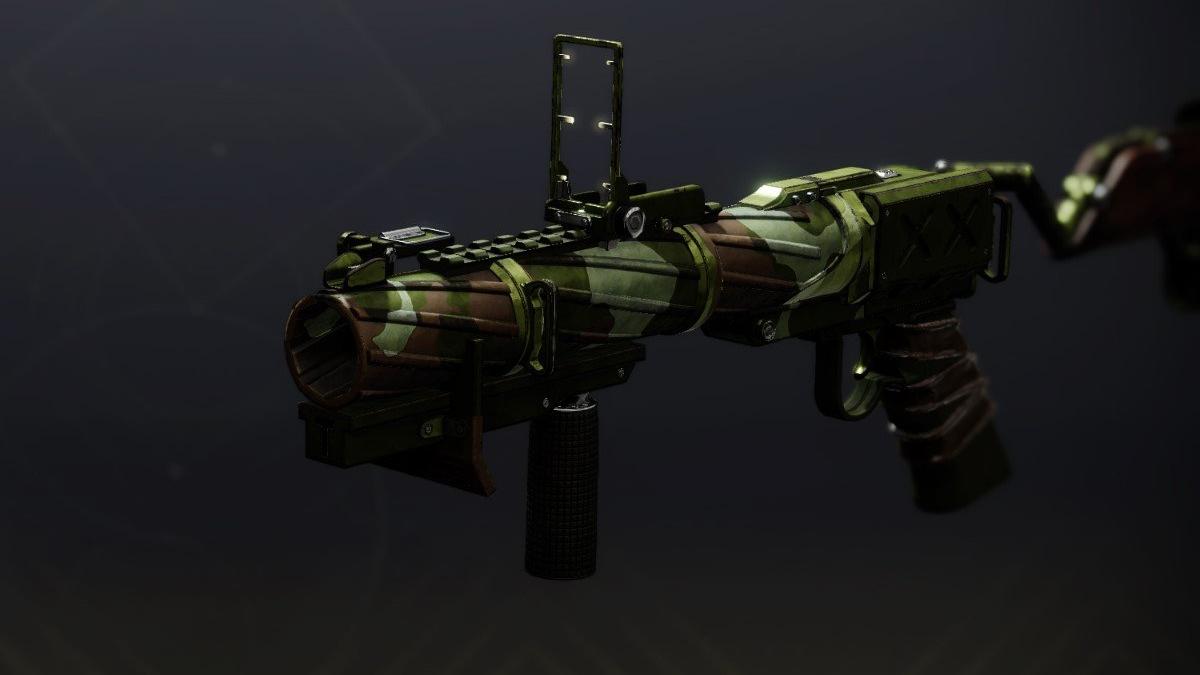 Lanciagranate Salva del Recuperante in Destiny 2