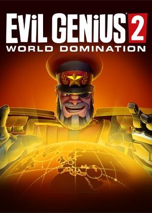 locandina del gioco Evil Genius 2: World Domination