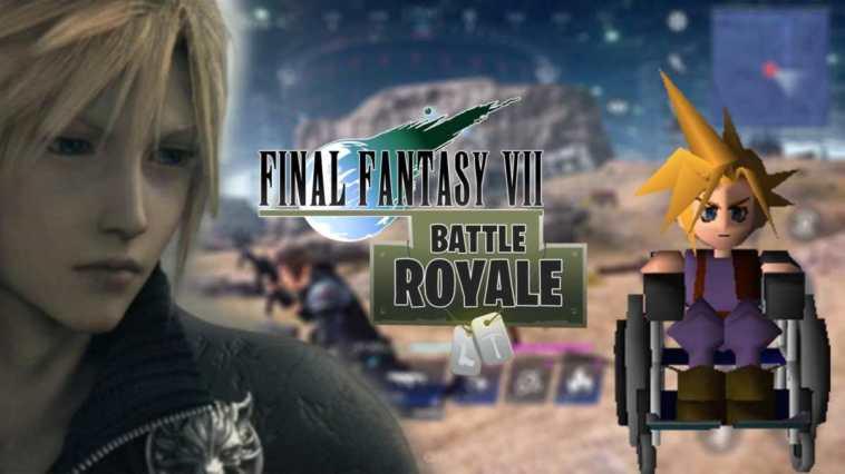 ff7 battle royale