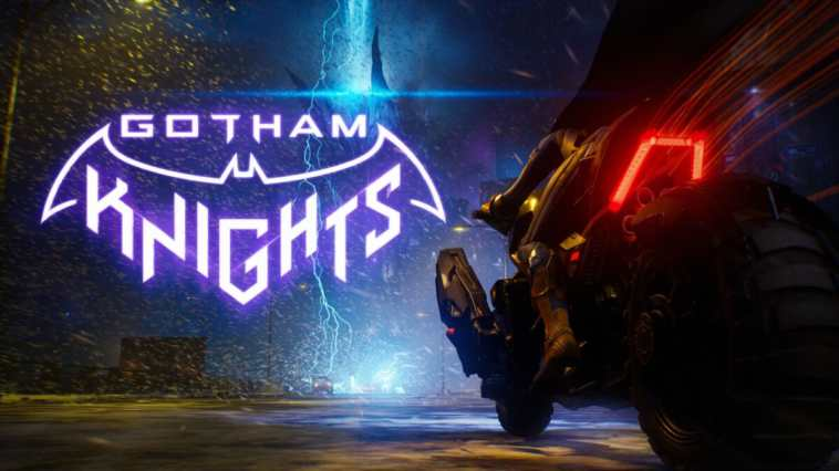 gotham knights uscita 2022 posticipato