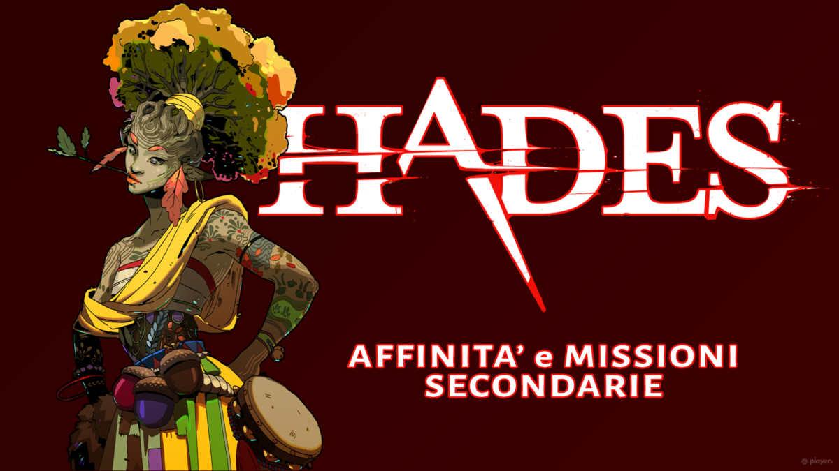 Hades, tutte le missioni secondarie per incrementare l'affinità