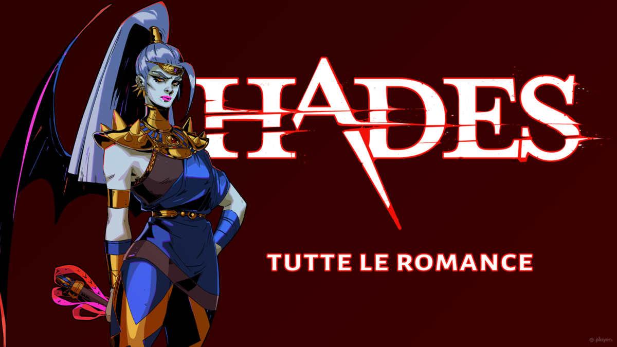 Hades, guida completa alle Romance
