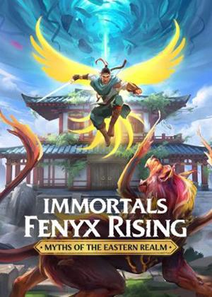 Immortals Fenyx Rising: Miti del regno d'oriente
