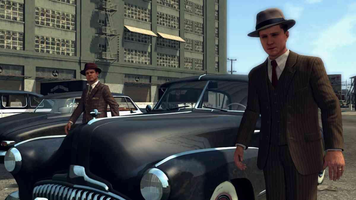 Los Angeles, videogiochi ambientati a Los Angeles, 5 videogiochi ambientati a Los Angeles, L.A. Noire