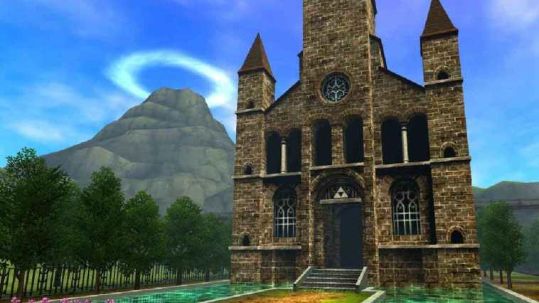 the legend of zelda: ocarina of time, Zelda, Zelda lego, set lego the legend of zelda, set lego ocarina of time,