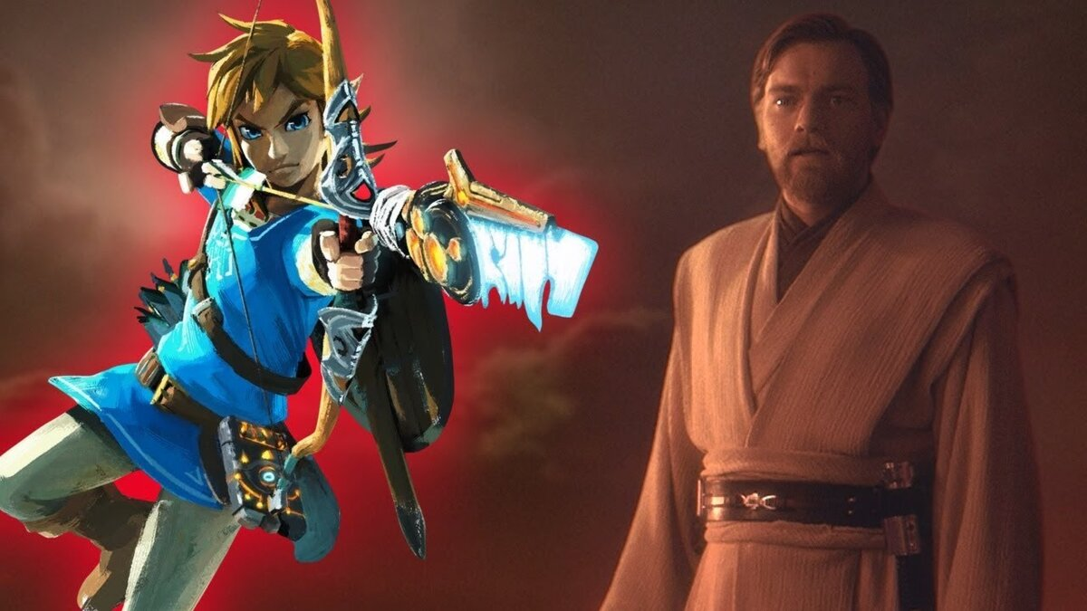 legend of zelda star wars