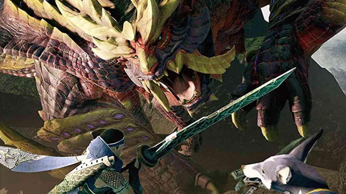 monster hunter, monster hunter rise, monster hunter rise vendite lancio, lanco monster hunter rise