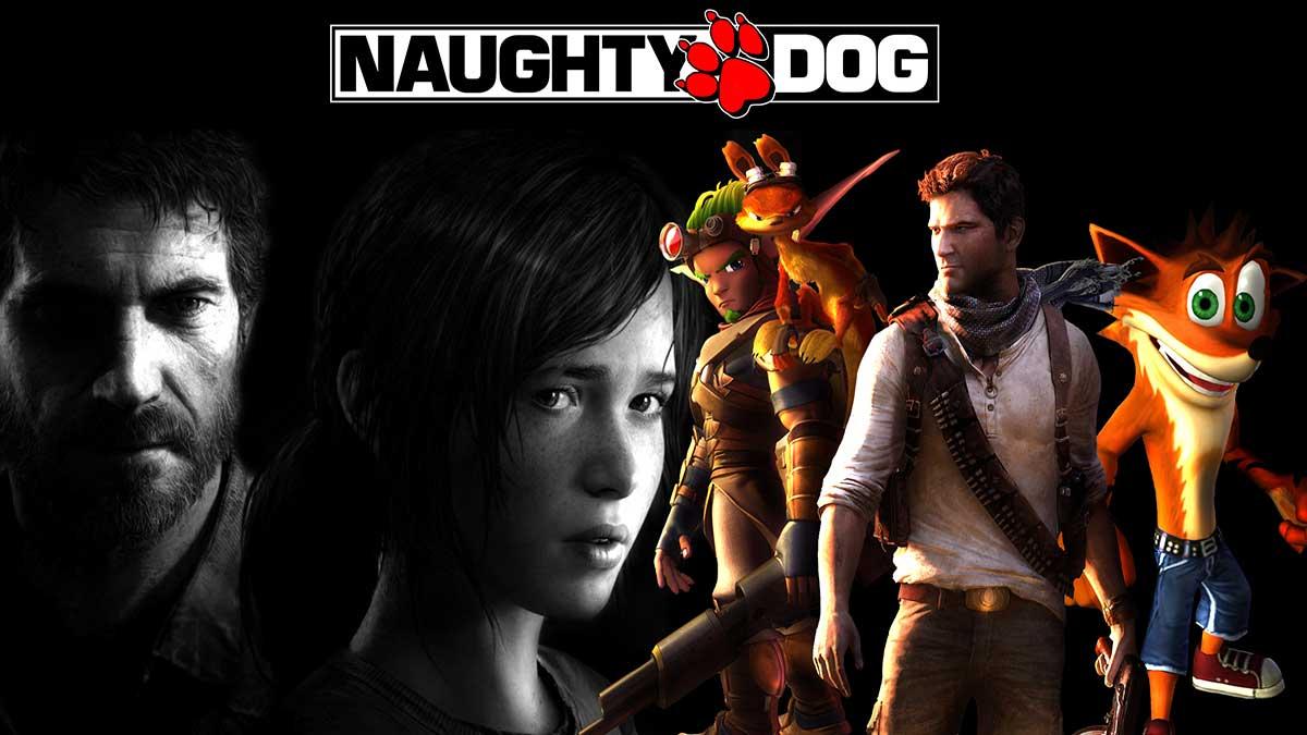 naughty dog nuovo gioco