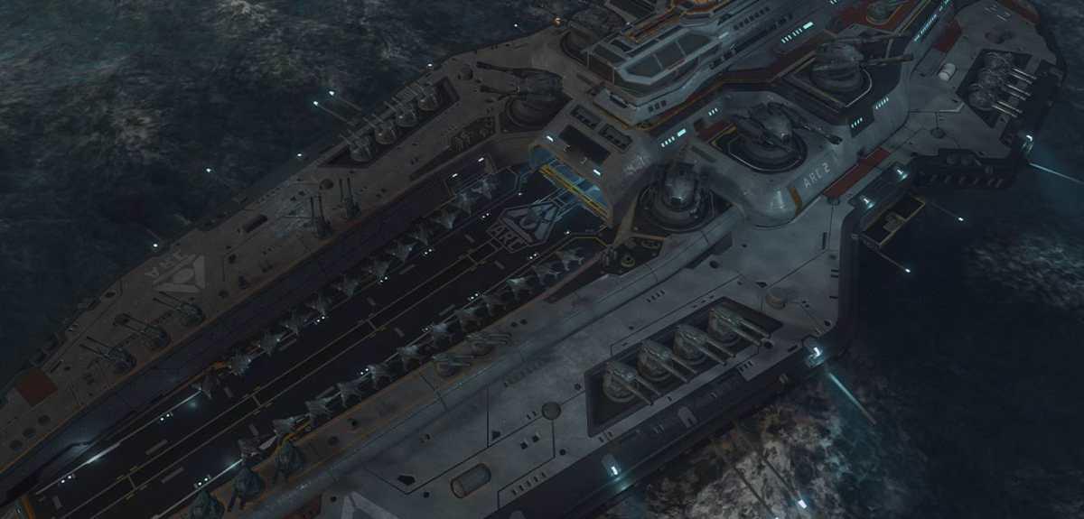 piattaforma arc in doom eternal