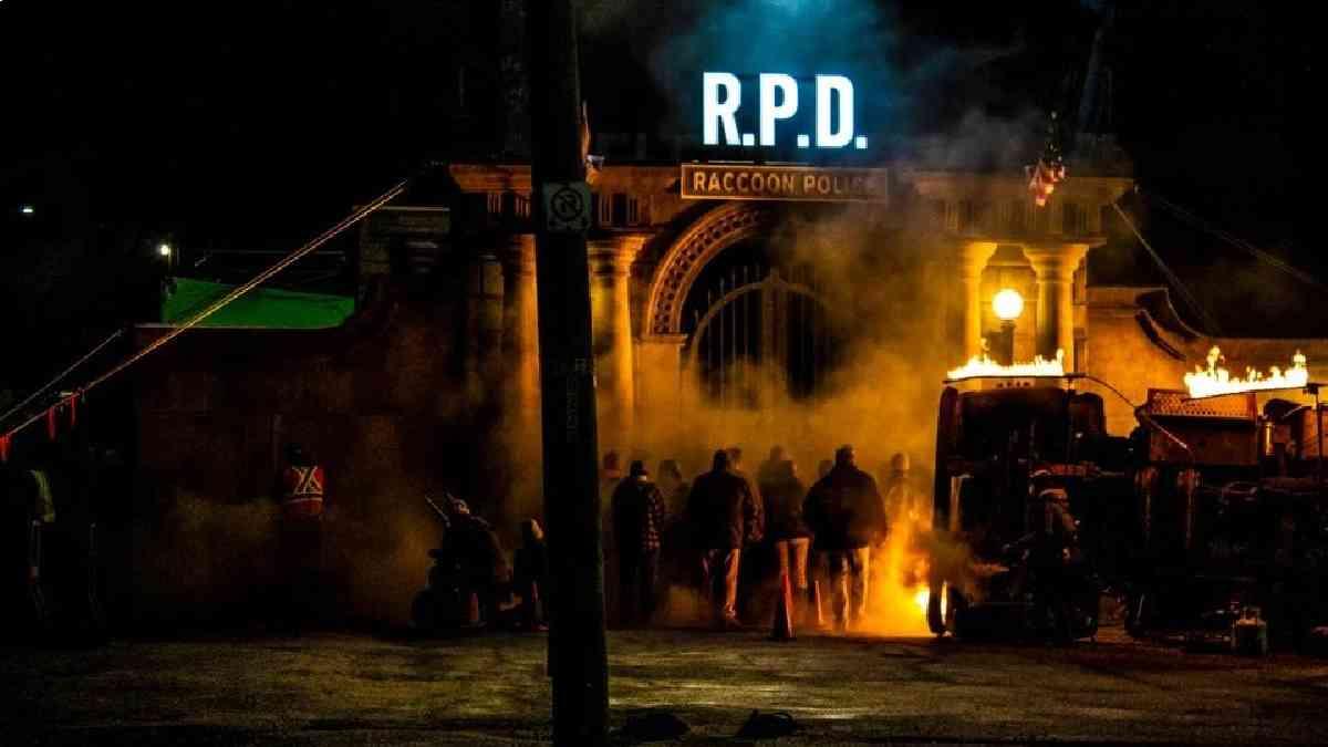 resident evil film 2021, resident evil film, reboot film resident evil, resident evil film racoon city distretto polizia