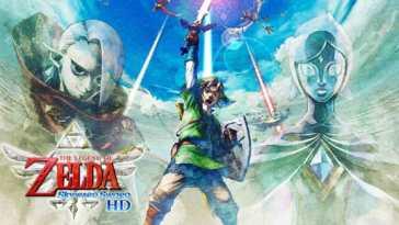 the legend of zelda: Skyward Sword, Zelda, The Legend of Zelda: Skyward Sword gameplay, The Legend of Zelda: Skyward Sword Breath of the Wild