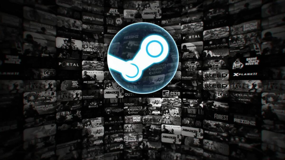 steam rimossi giochi per errore database