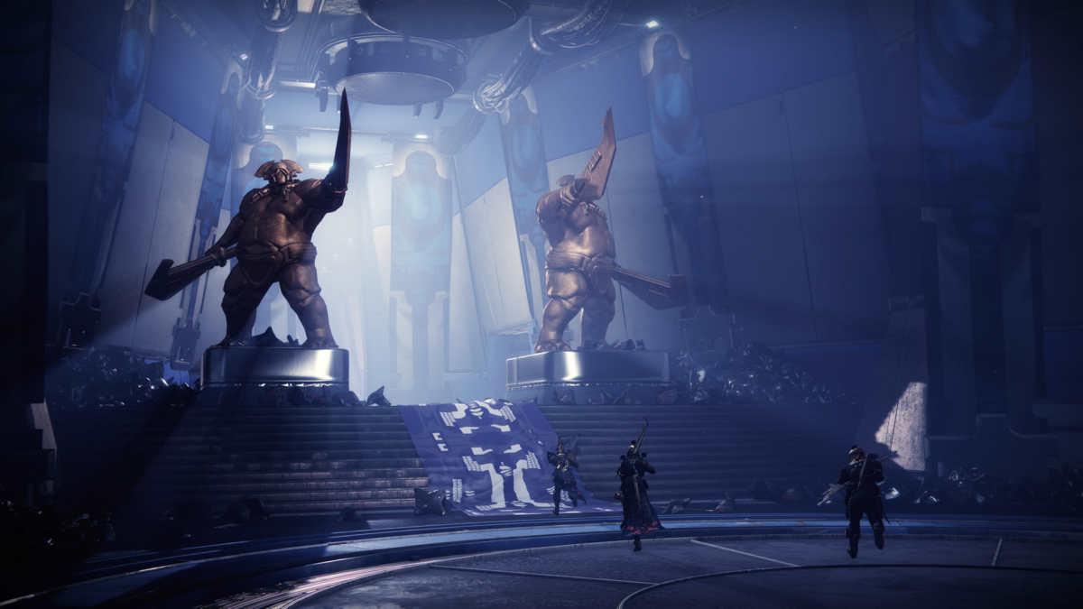 Terreni di Prova in Destiny 2