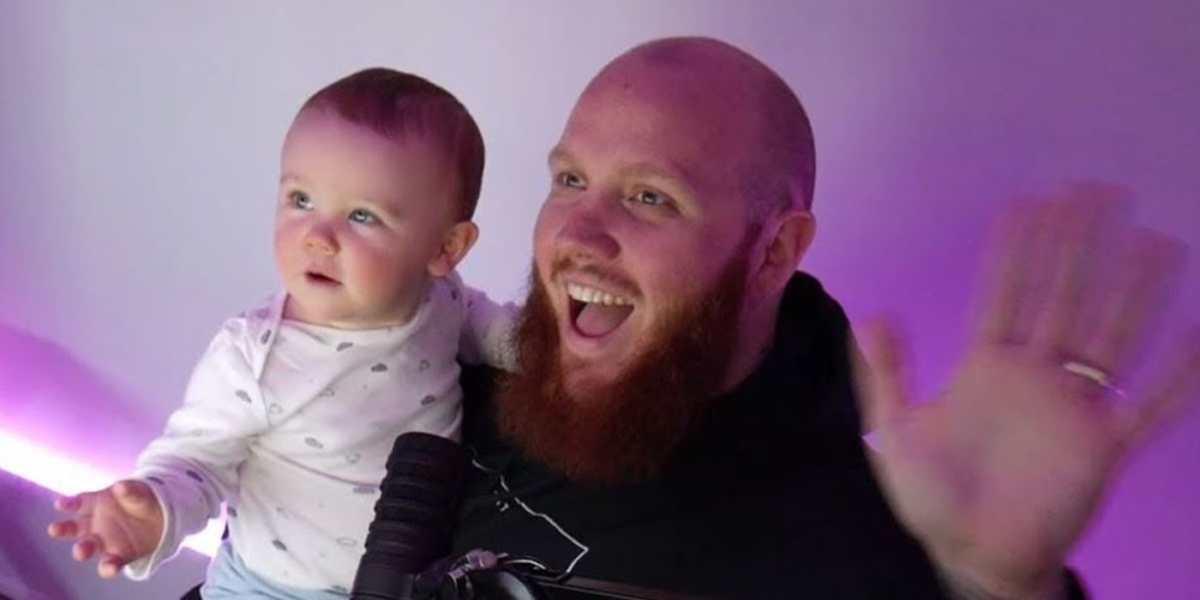TimTheTatman e il figlio Brewer