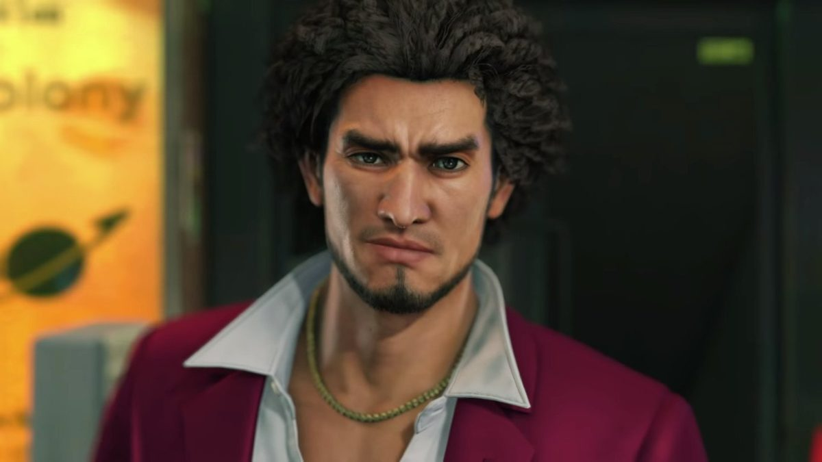 yakuza like a dragon ichiban nel futuro
