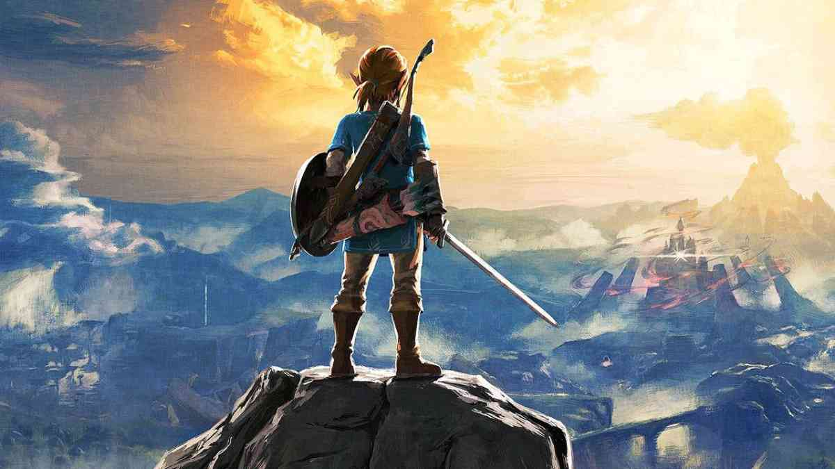 the legend of zelda: Breath of the Wild, The Legend of Zelda, The Legend of Zelda: Breath of the Wild 4k, The Legend of Zelda: Breath of the Wild Switch pro concept, Nintendo Switch