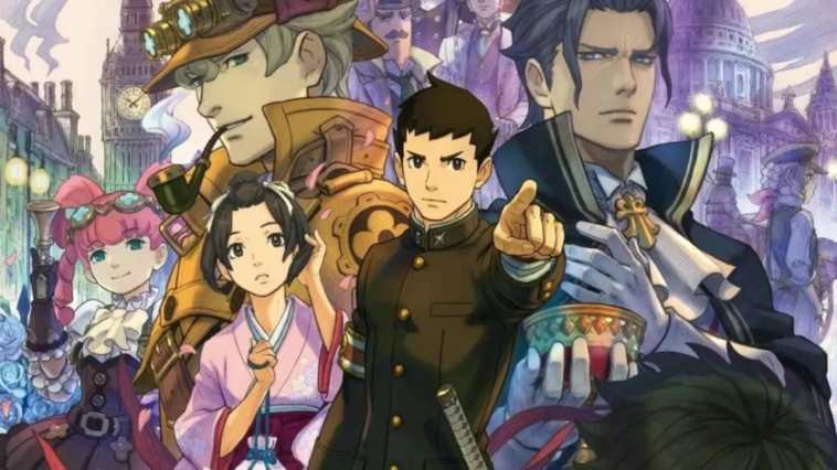 the great ace attorney chronicles debutta in occidente