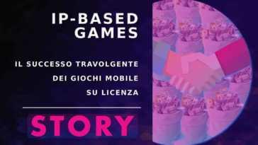 Giochi mobile, successo dei titoli su licenza - copertina story
