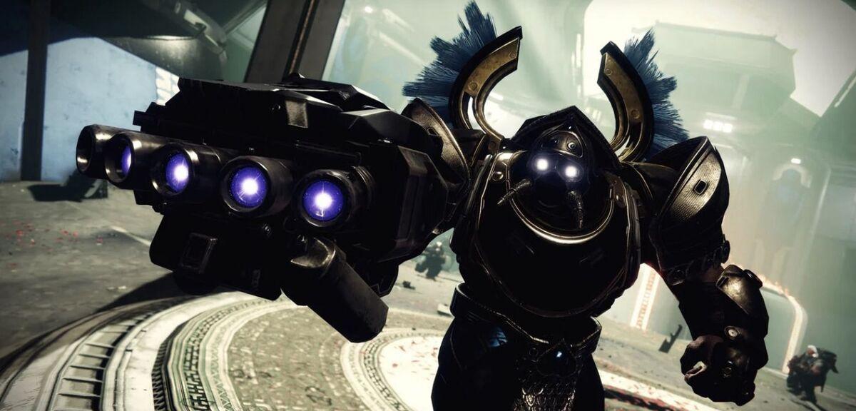 Boss Cabal Ignovun in Destiny 2