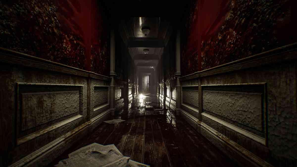 Layers of Fear,, videogiochi in cui la casa è una minaccia, videogiochi casa infestata, videogioco layers of fear