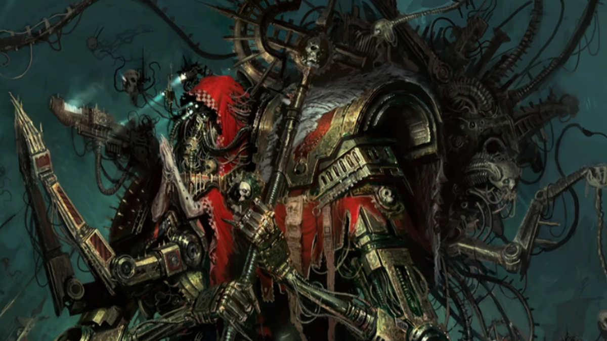 Adeptus Mechanicus, artwork di 9a edizione