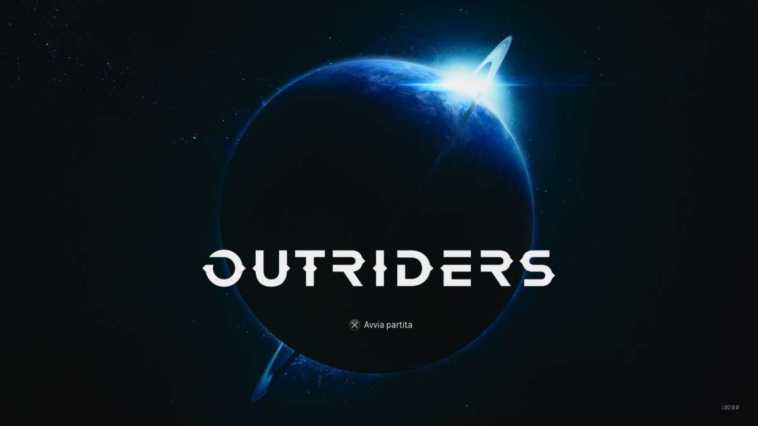 outriders recensione playstation 5