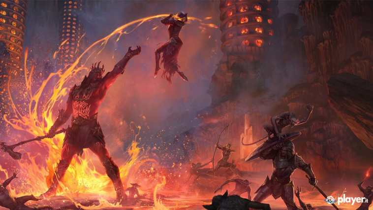 Recensione del DLC Flames of Ambition di The Elder Scrolls Online