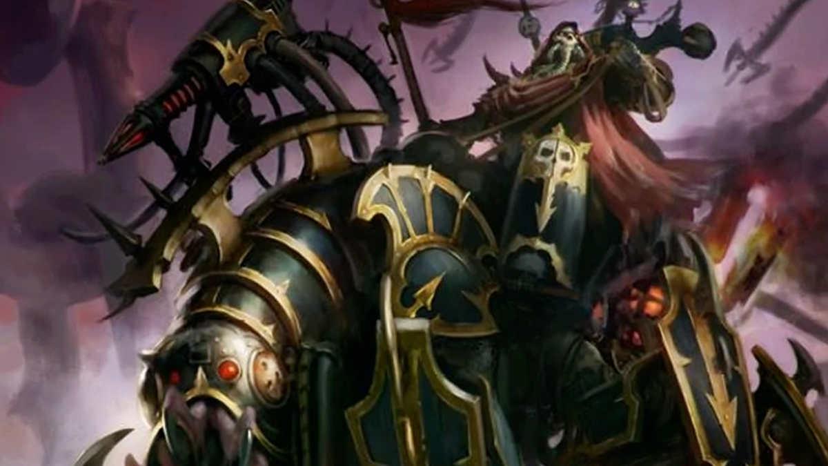 Signore della Dissonanza di Warhammer 40.000