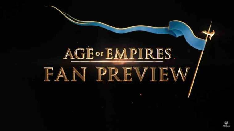 age of empires IV, Age of Empires IV fan Preview, Age of Empires dettagli, Age of Empires IV ultime novità