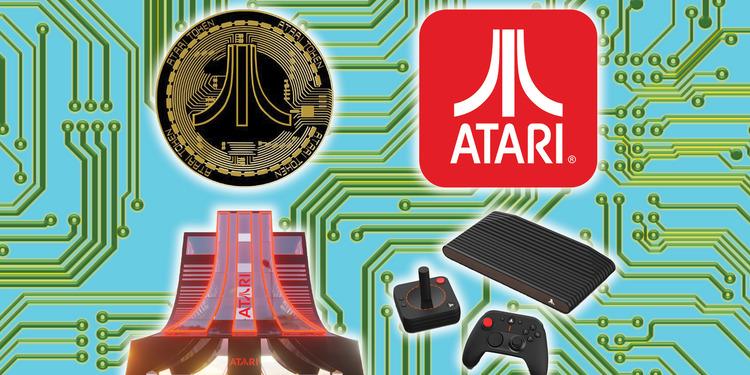 Atari blockchain e criptovalute
