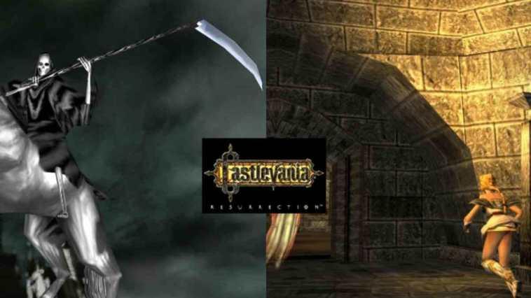 Castlevania, castlevania: Resurrection, Castlevania Resurrection prototipo, gioco Castlevania mai uscito prototipo, gameplay videogiochi cancellati, gameplay videogioco cancellato