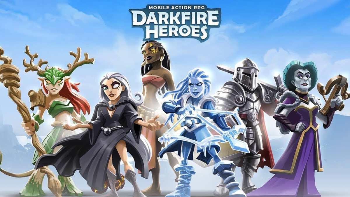 darkfire heroes guida completa