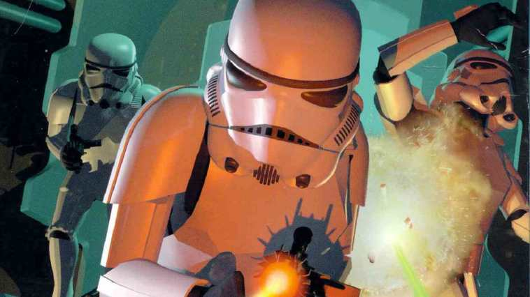 star wars dark forces, star wars dark forces unreal engine 4 fan-remake, dark forces fan-remake, remake dark forces star wars