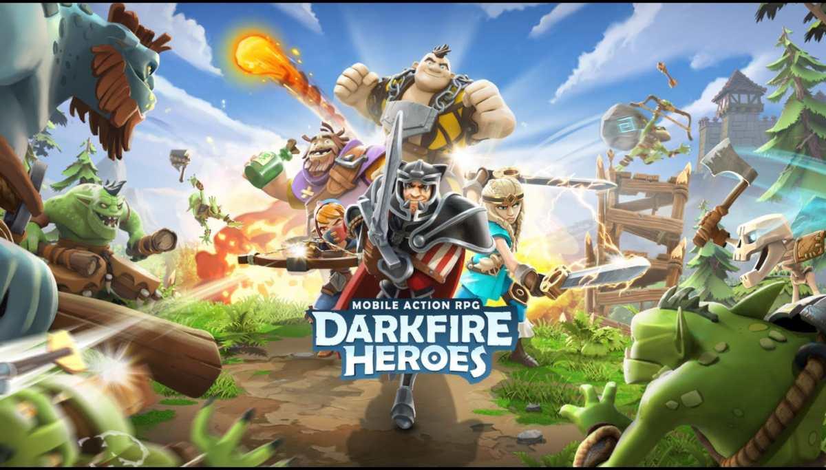 darkfire heroes personaggi migliori