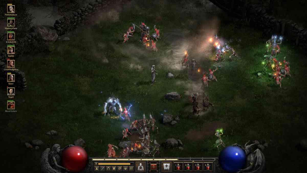 diablo II, Diablo II Resurrected, Diablo, Diablo II resurrected ispirato a mod gioco originale